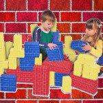 large building blocks