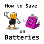 Save Money on Batteries