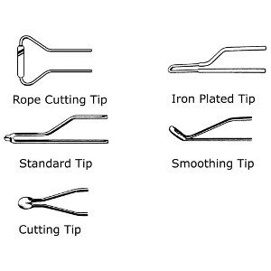 weller soldering gun tips