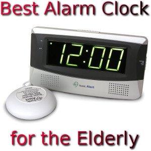 sonic alert alarm clock