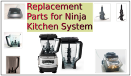 ninja kitchen system replacement parts