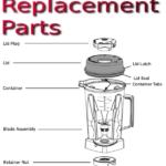 Vitamix 3600 Replacement Parts