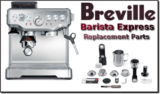 breville barista express parts