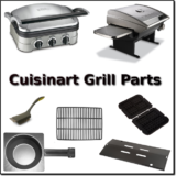 cuisinart grill parts