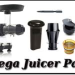 omega juicer parts