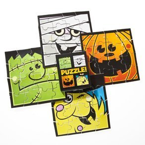 Halloween Puzzles to pick brains