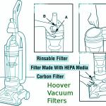 hoover vacuum filters