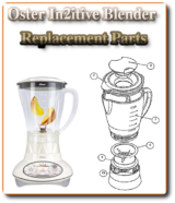 oster in2itive blender parts
