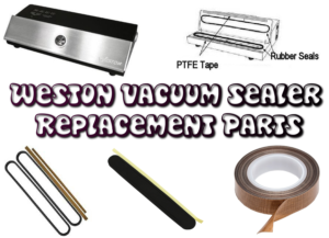 weston vacuum sealer parts