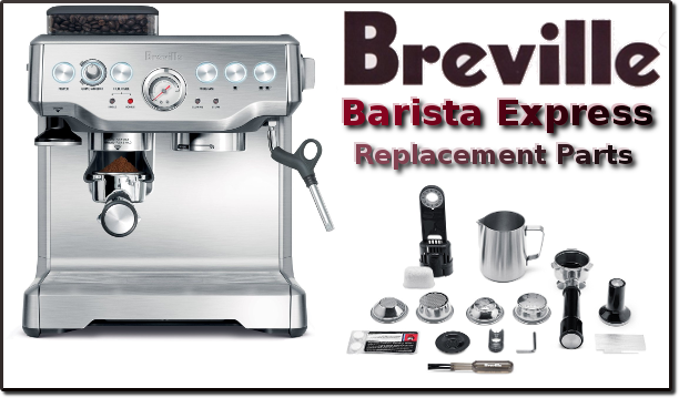 Breville Barista Express Espresso Replacement Parts | Dont