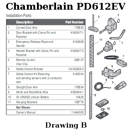 Door Sensor At Pm moreover Chamberlain Chain Drive Models Pd D Parts also Maxresdefault additionally Image Zpsk Mcwy B   Da B A Cec F C D C together with Daitem Sc Au To Nice Mc Panel Flattened. on chamberlain garage door wiring diagram