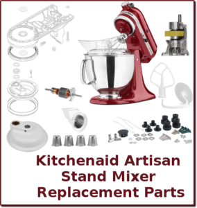 kitchenaid artisan stand mixer replacement parts dont pinch my wallet