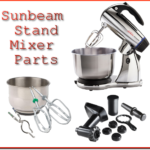 sunbeam stand mixer parts