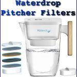 waterdrop pitcher filters