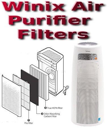 winix air purifier filters