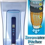 zerowater pitcher filters