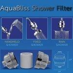 aquabliss shower filter