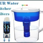 pur water pitcher filters