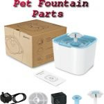 mospro pet fountain parts