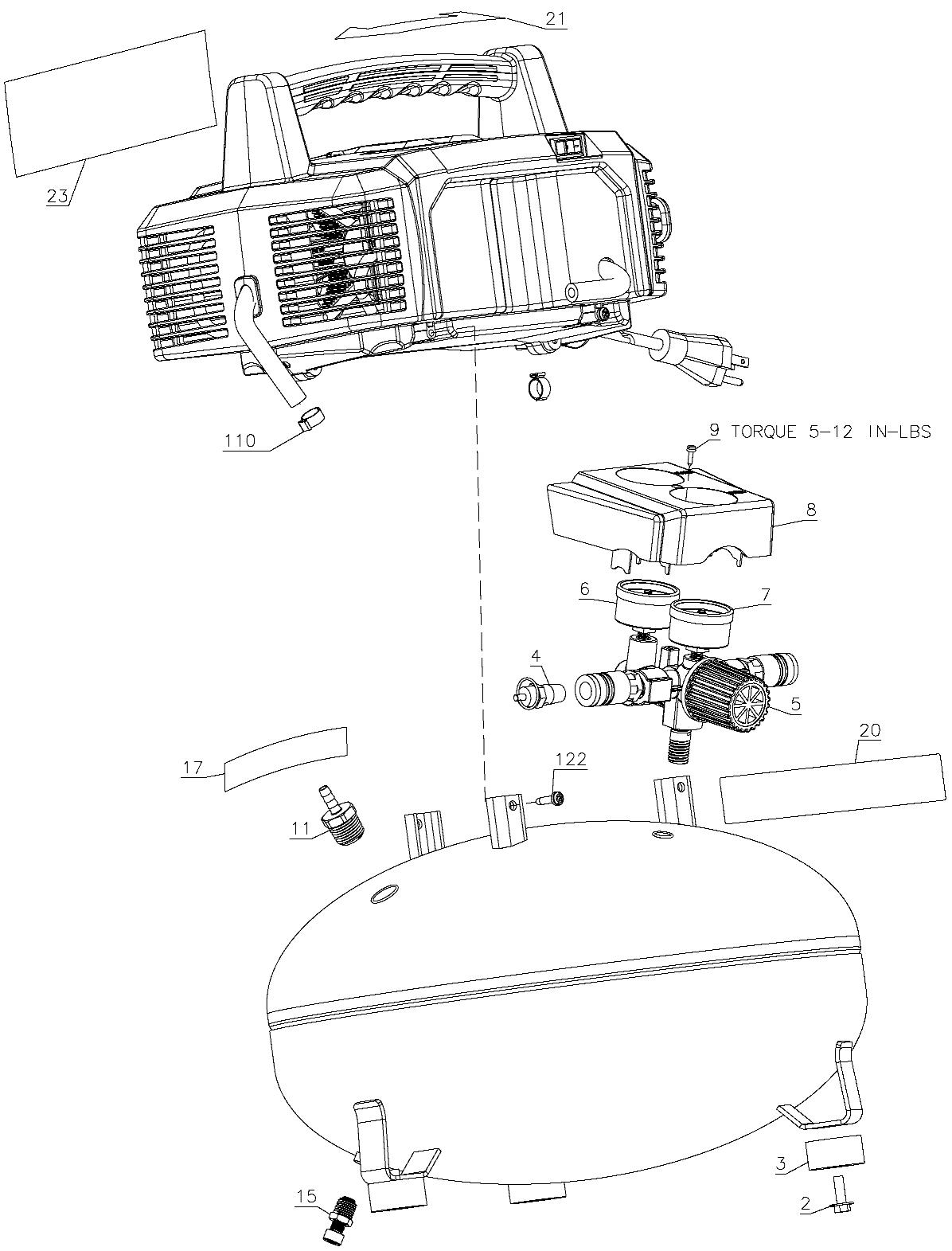 bostitch btfp02012 parts