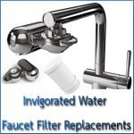 invigorated water faucet filters