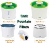 catit fountain filters
