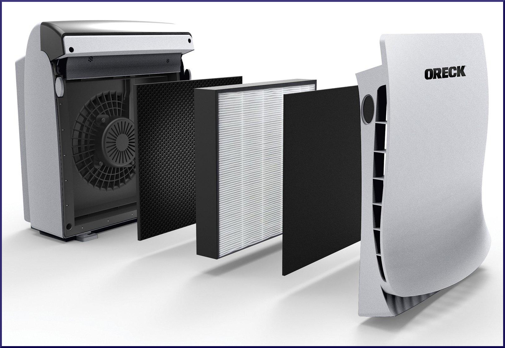 Filters for Oreck Air Purifiers