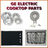 ge electric cooktop parts