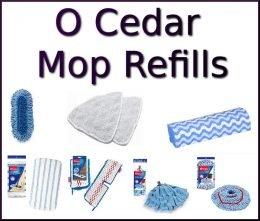 O Cedar Mop Refills